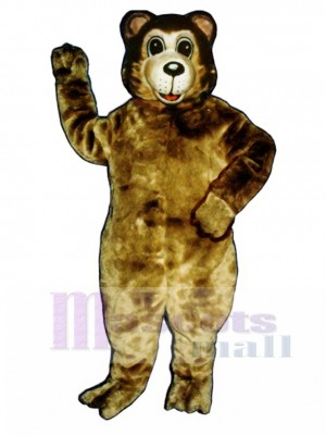 Billie Bear Mascot Costume Animal