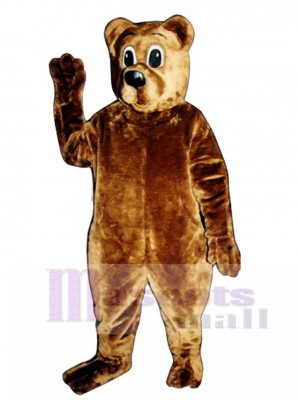 Pa Bear Mascot Costume Animal