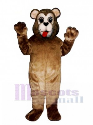 New Sweetheart Bear Mascot Costume Animal