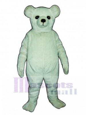 New Snow Bear Mascot Costume Animal