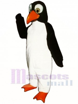 Cute Penny Penguin Mascot Costume