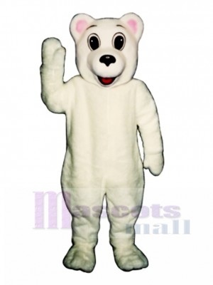 New Winter Bear Mascot Costume Animal