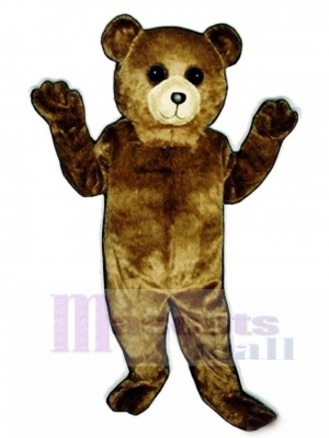 New Toy Teddy Bear Mascot Costume Animal