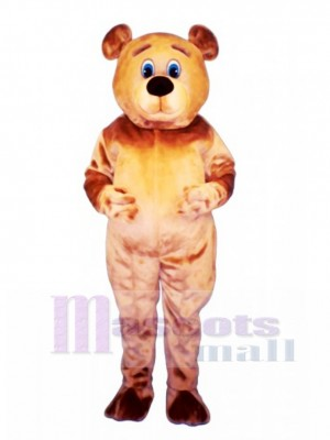 Jolly Bear Mascot Costume Animal