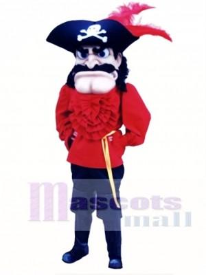 Captain T. Bounty Mascot Costume People