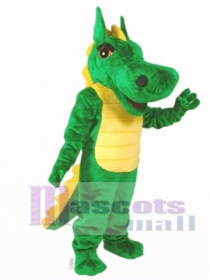 Cute Dragon Mascot Costume Animal