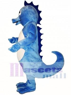 Cute Henry Seahorse Mascot Costume Animal