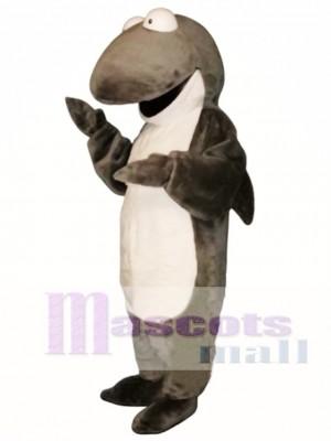 Cute Sharkie Shark Mascot Costume