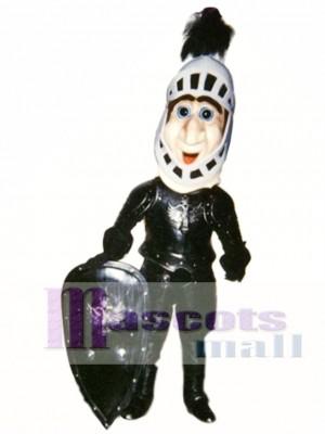 Comic Knight Mascot Costume People