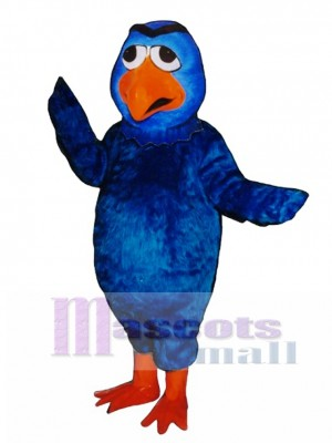 Cute Gooney Bird Mascot Costume Bird