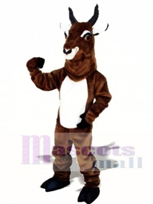 Cute Antelope Mascot Costume Animal