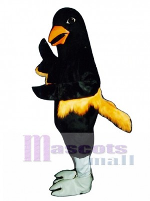 Cute Redwing Blackbird Mascot Costume Bird