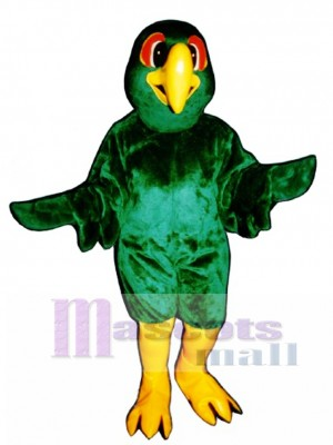 Cute Pedro Parrot Mascot Costume Bird