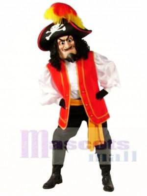 Captain Scratch Mascot Costume People