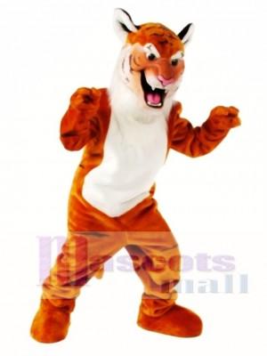 Cute Tiger Mascot Costume Animal