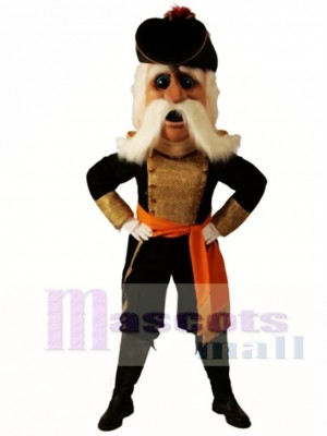 Admiral Mascot Costume People