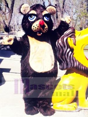 Barnaby Bear Mascot Costume Animal