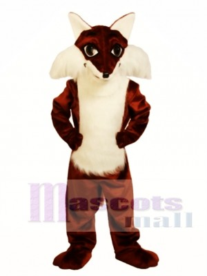 Cute Fox Mascot Costume Animal