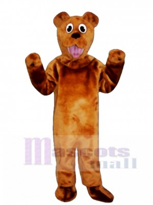 Cute Bear Mascot Costume Animal