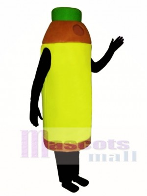 Tea Bottle Mascot Costume