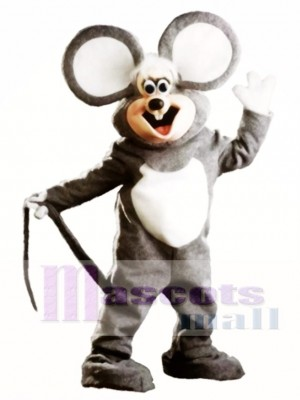 Squeek The Mouse Mascot Costume Animal