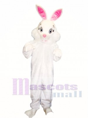 Cute Easter Bunny Rabbit Mascot Costume Animal