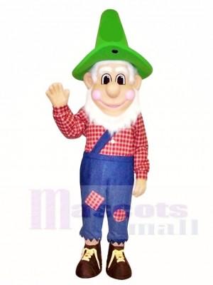 Vintage-looking Farmer Mascot Costumes People