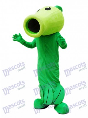 Plants vs Zombies Peashooter Mascot Costume Plant