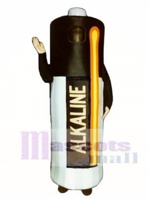 Battery Mascot Costume