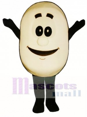 Boiled Egg Mascot Costume