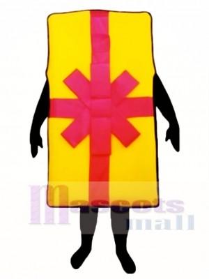 Big Gift Mascot Costume