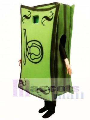 Stack of Money Mascot Costume