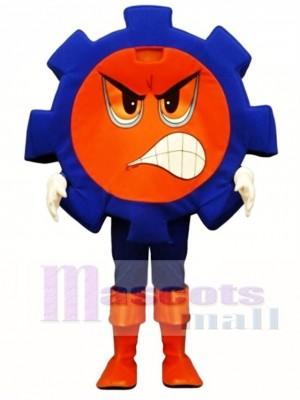 Clovis Cog Mascot Costume