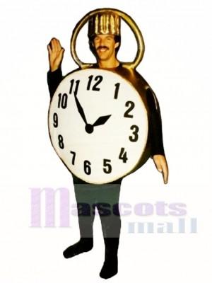 Clock Mascot Costume