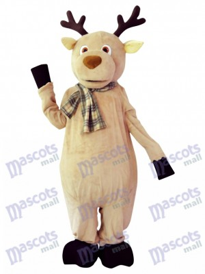 Deer Mascot Costume Animal