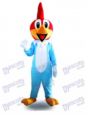 Funny Duck Cartoon Mascot Adult Costume Animal