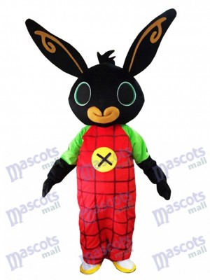 Roger Rabbit BING Easter Bunny Mascot Costume Animal