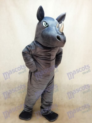 New Rhinocerous Rhino Mascot Costume
