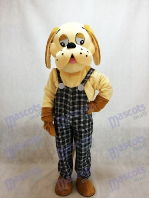 Happy Dog Animal Mascot Costume