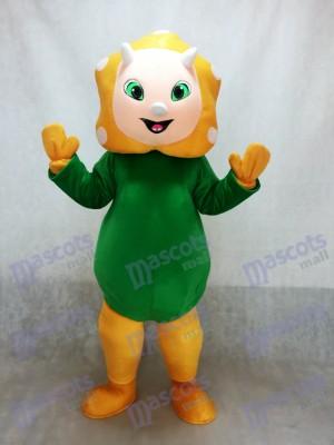 Dinosaur Baby Mascot Costume