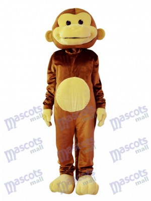 Monkey Mascot Costume Animal