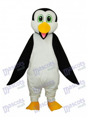 Dingding Penguin mascot Adult costume Ocean