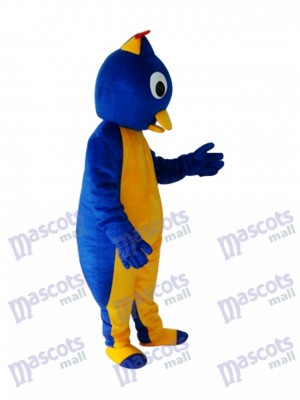 Blue Penguin 2 Mascot Adult Costume Ocean