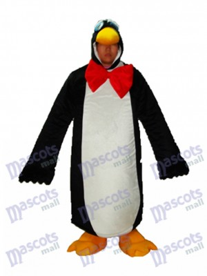 Penguin 2 Mascot Adult Costume Ocean