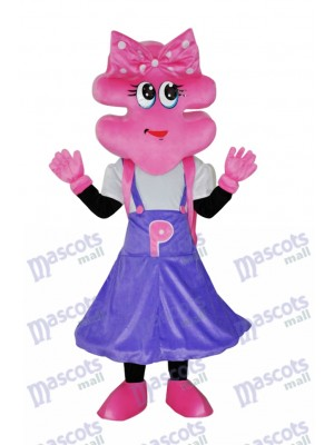 Make-up Game Princess Mascot Costume