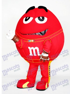Round Candy Mascot Costume Food