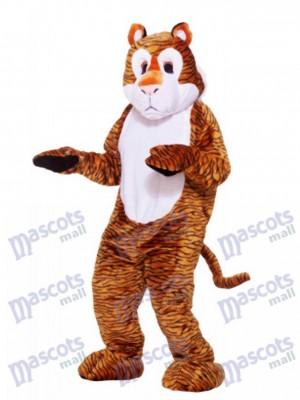 Tiger Mascot Costume Animal