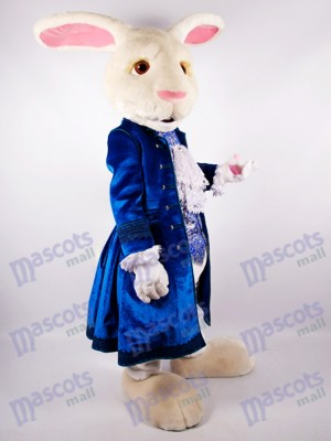 Easter White Rabbit Mascot Costume from Alice in Wonderland Animal