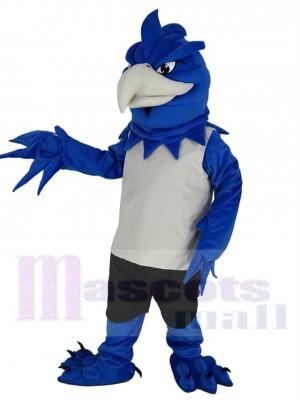 Phoenix Bird mascot costume