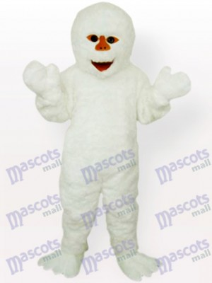 Himalaya Yeti Animal Mascot Costume